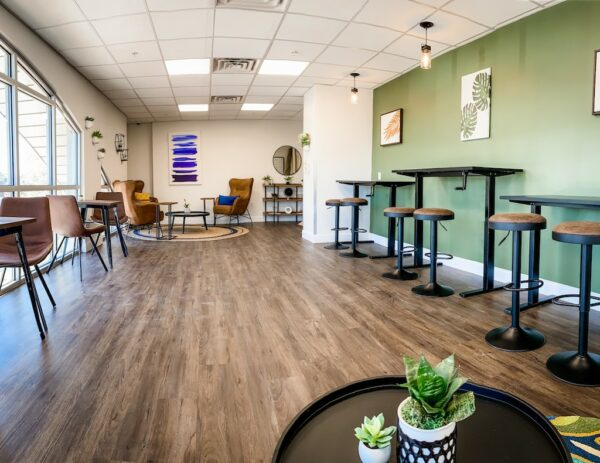 Linden Lounge: Coworking Space